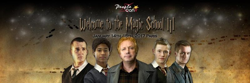 Welcome To The Magic School III