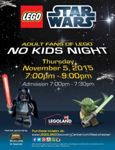 star wars legoland