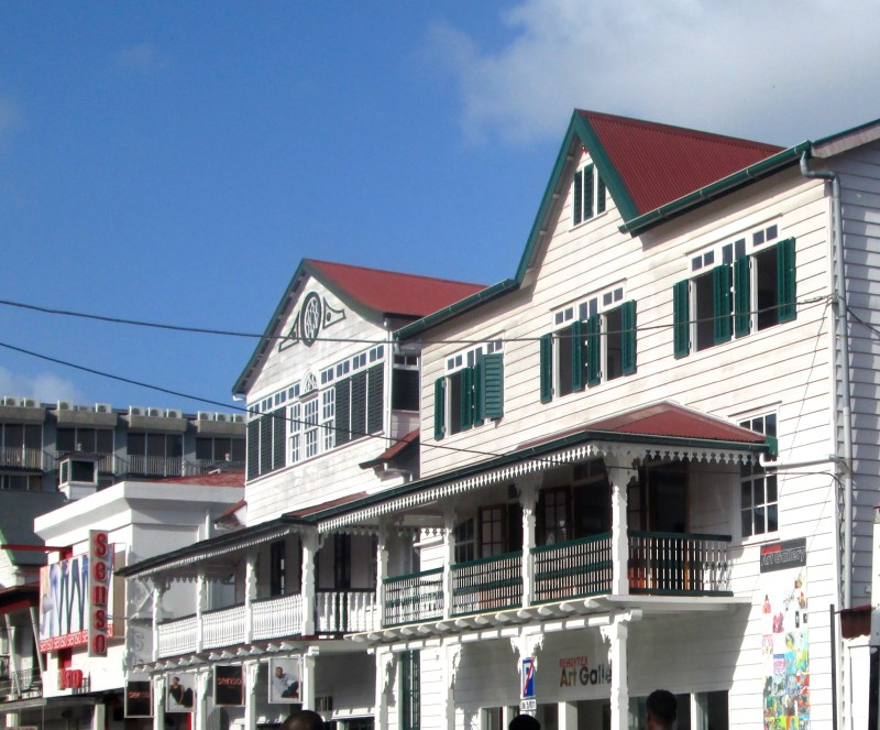 UNESCO buildings of Paramaribo