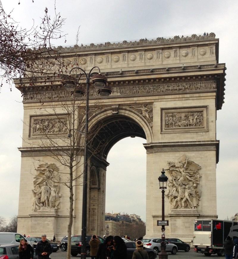 Arc de Triophe
