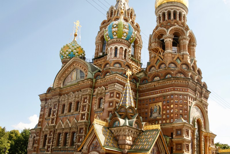 Savior of the Spilled Blood Cathedral