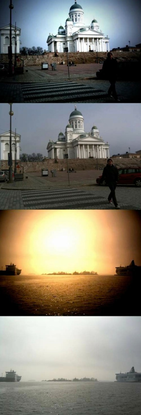 Helsinki (Before & After)