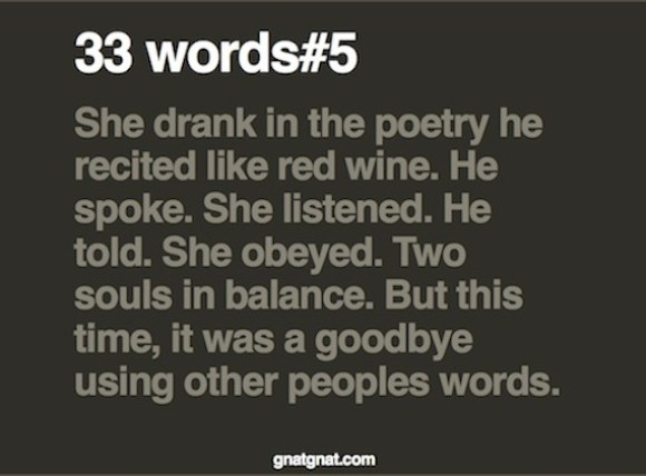 33 Words#5