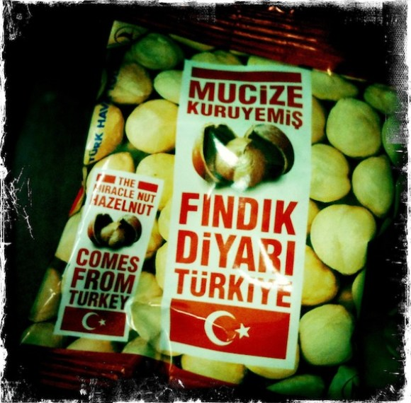 turkish nuts