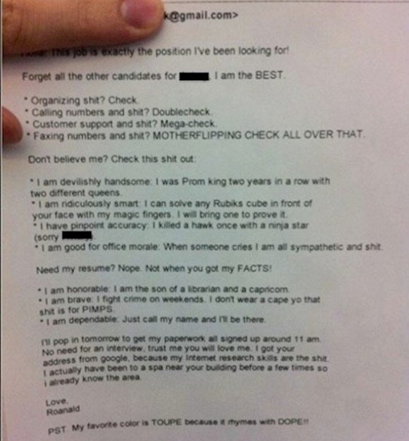 The_Best_Job_Application_In_The_World..._EVER