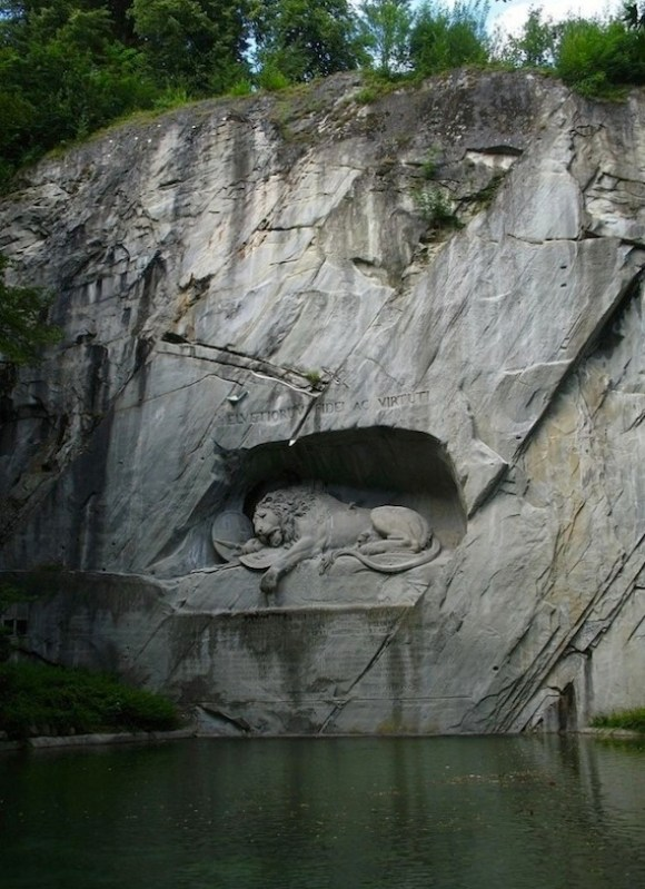 Lion of Lucerne