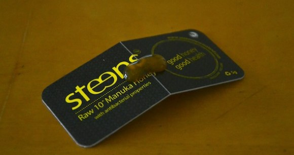 steens manuka taster strip