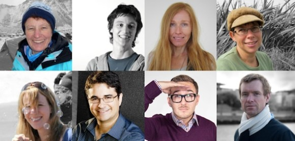 all the tedxtearo 2012 speakers