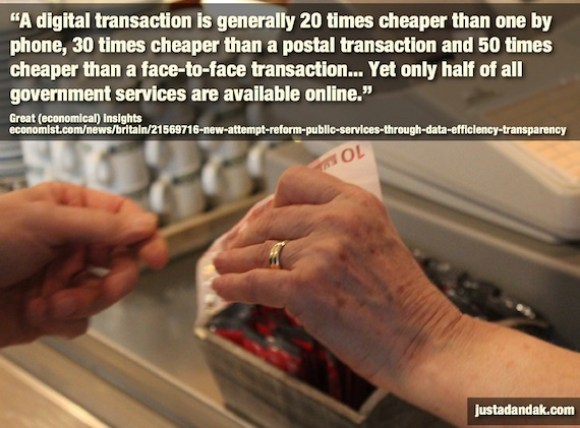 fascinating digital transaction quote