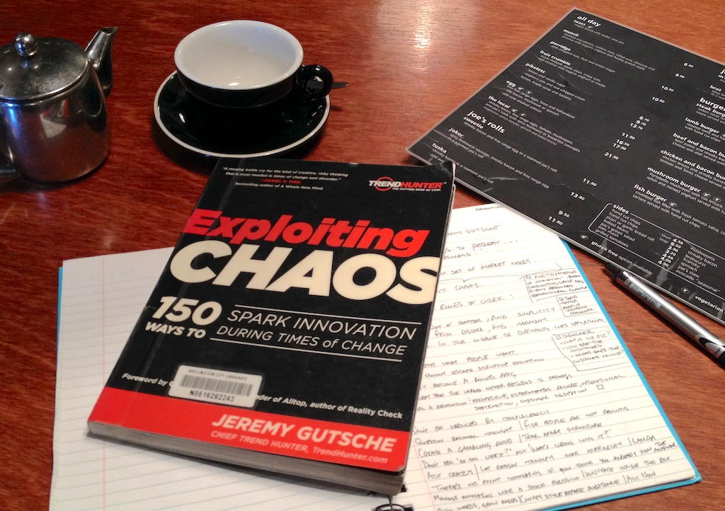 exploiting chaos cafe shot