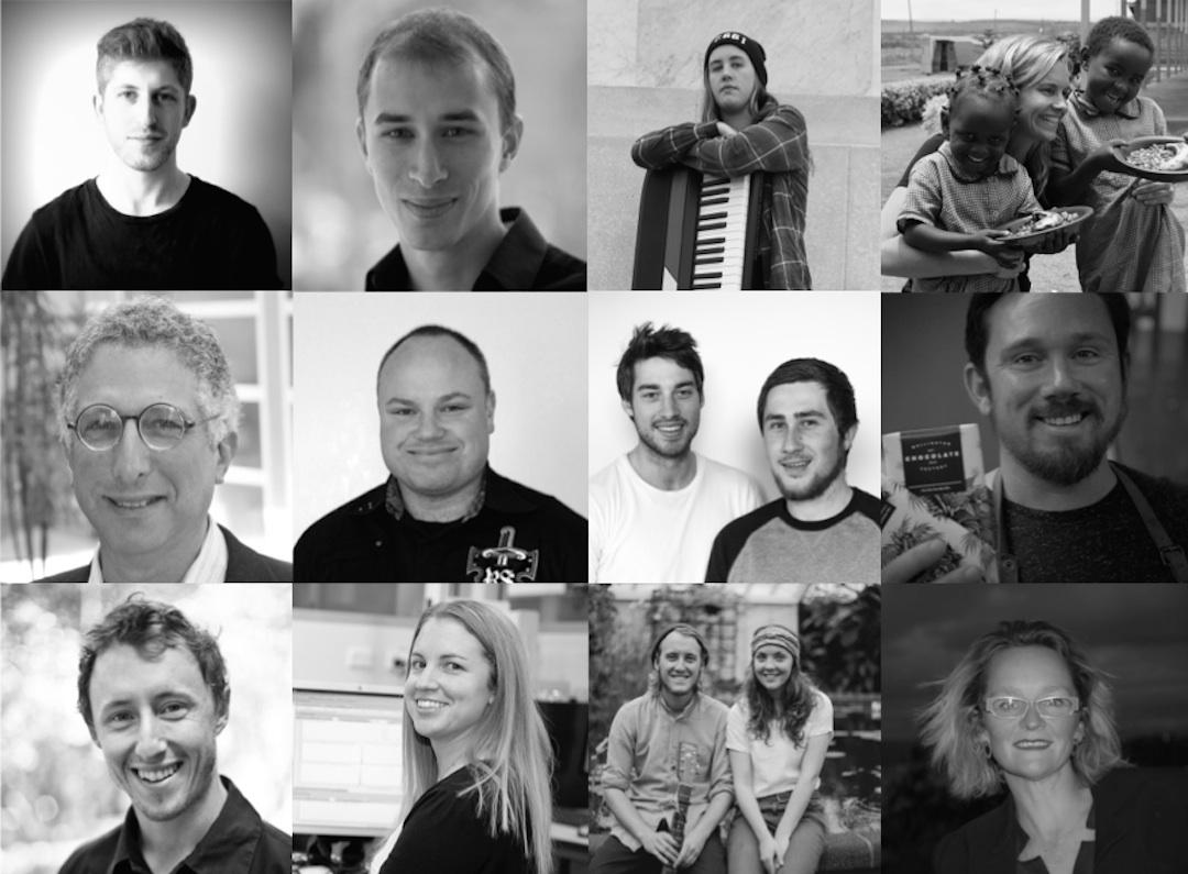 TEDxWellington Speakers all