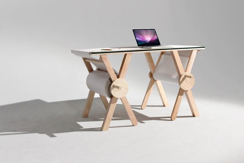 Analog Desk