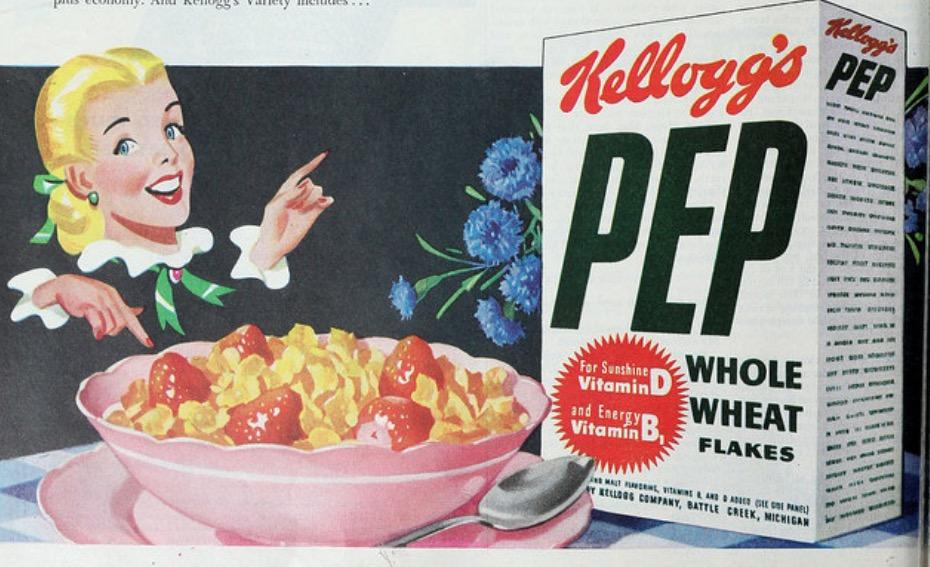 tasty pep flakes