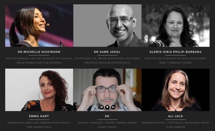 #SWP17 speakers