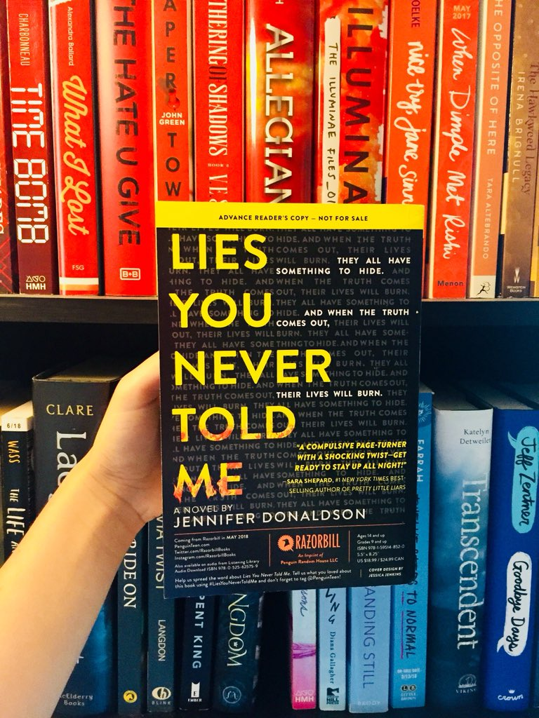 Secrets, Lies and Exaggerations