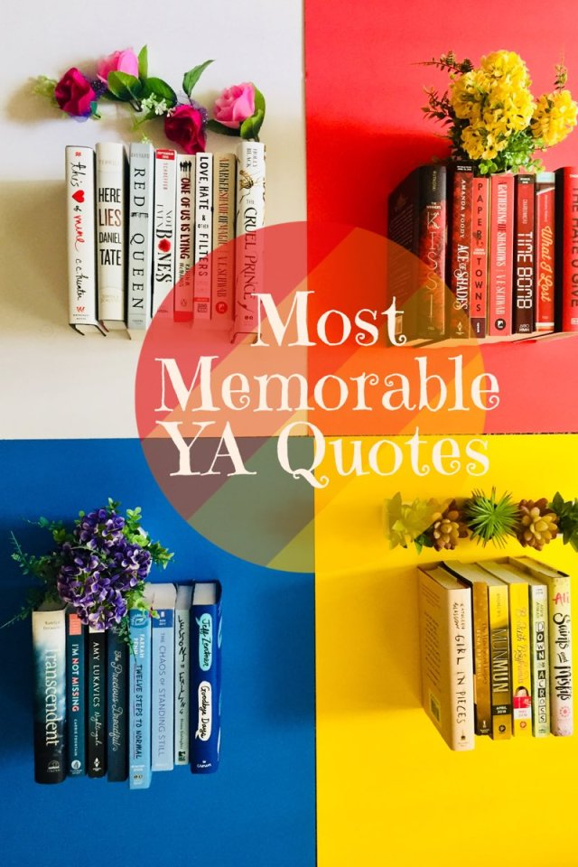 The Top Most Memorable YA Quotes: the funny and the sassy