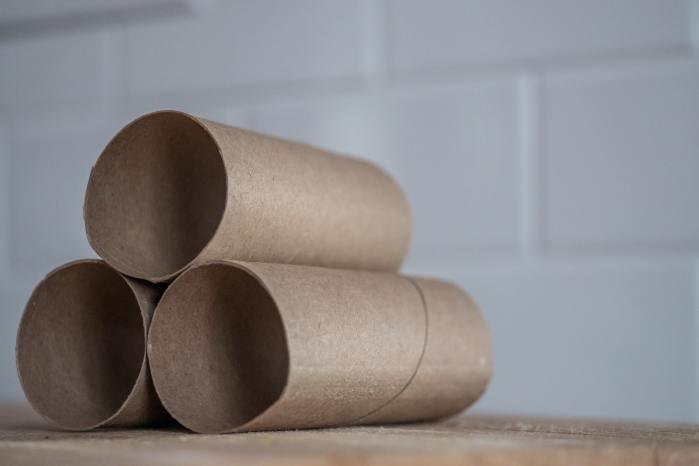 cardboard tube science