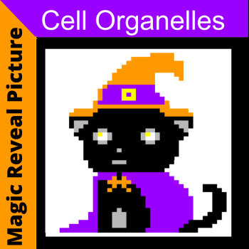 cell organelles halloween magic pic cover and thumbs