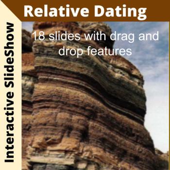 relative dating interactive slide show