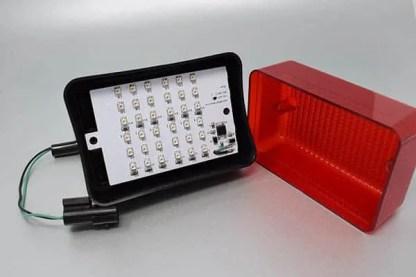Caterham 7 LED Fog Lamp