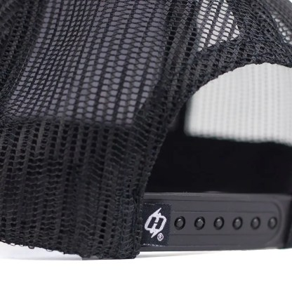Blacked Out Hooligan Hat 2