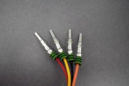 Caterham 7 Rear Light Cluster LED Upgrade Kit 1