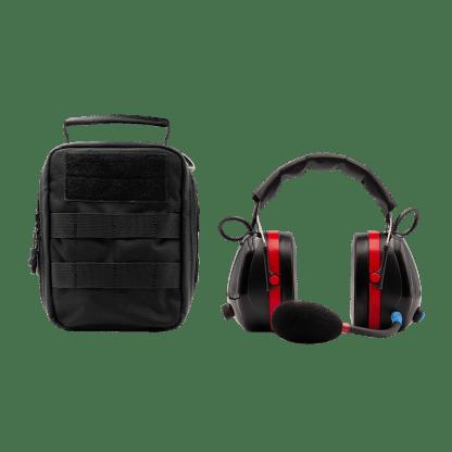 PRO-COM Headset Soft Carry Case 6