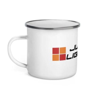 JAL Enamel Mug 3