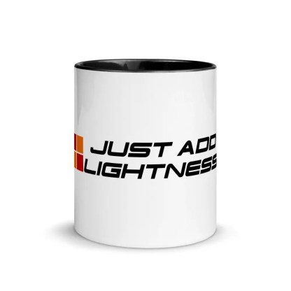 JAL Mug with Colour Inside 3