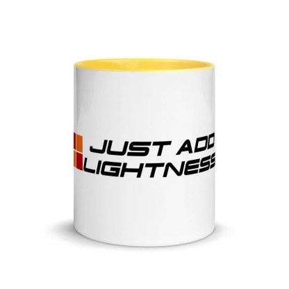 JAL Mug with Colour Inside 1