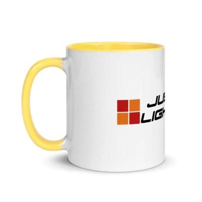 JAL Mug with Colour Inside 12