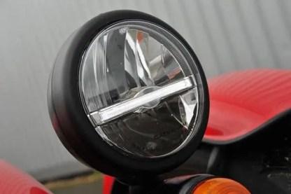 Caterham 7 LED Headlight Upgrade 5