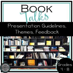 Get your students talking about books!