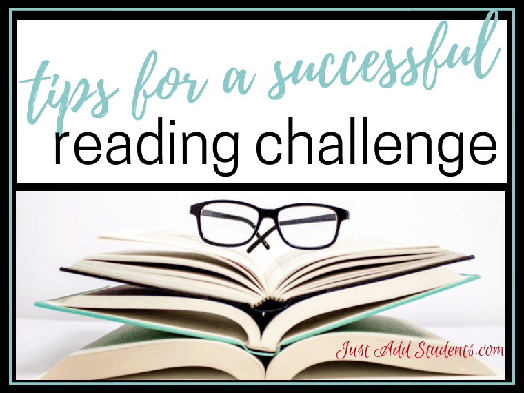 Host a reading challenge with your students. Whether they read 4 or 40 books, you'll find tips here that will help you run a successful reading challenge.