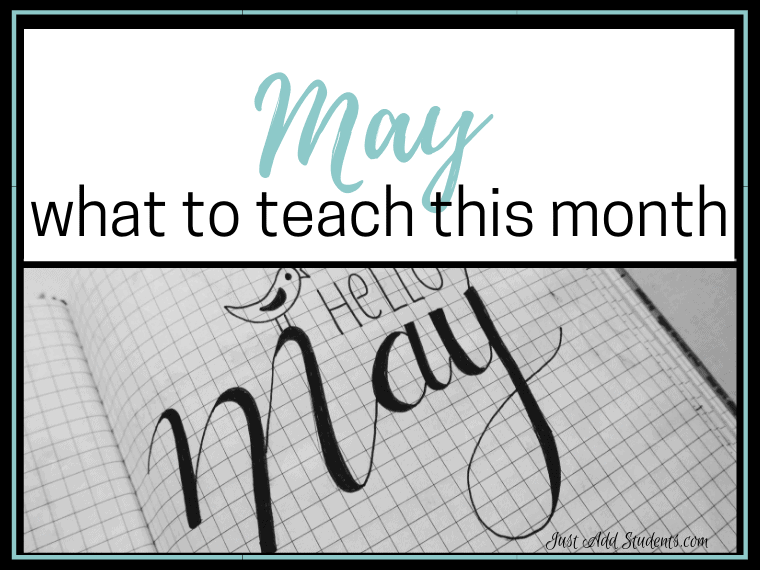 What should you teach this month? Here are lesson plans and ideas for you to make teaching a breeze!