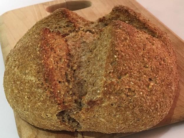 Oatmeal soda bread blog