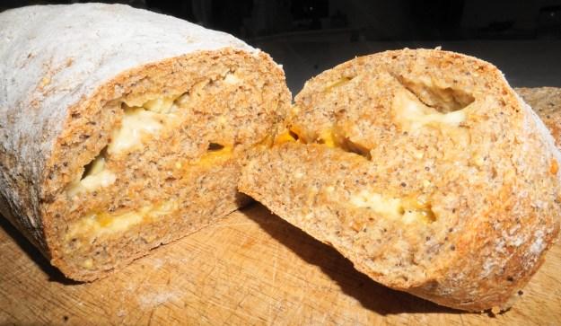 Blog cheese bread