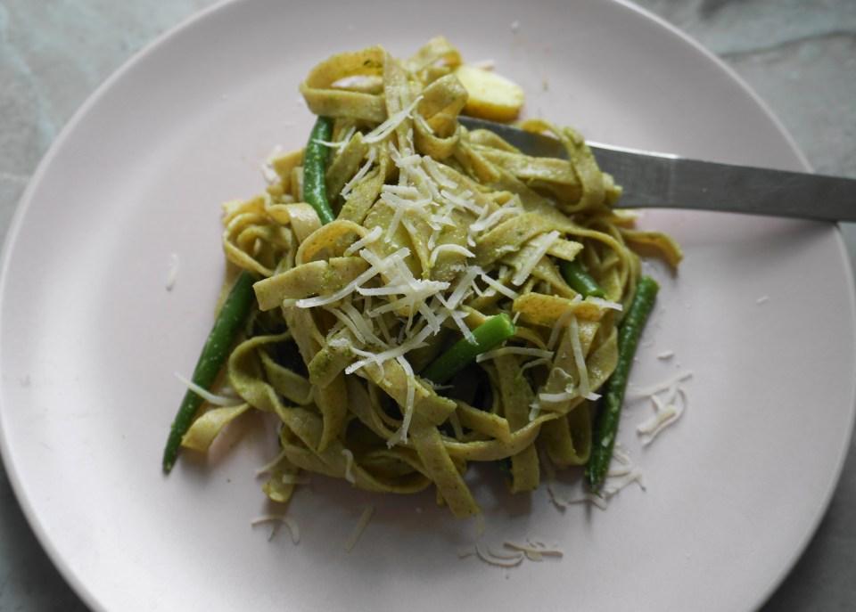 Pasta Ligure4
