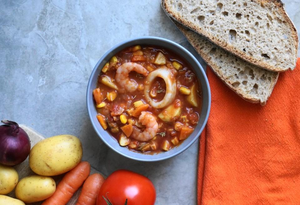 Fish stew 1
