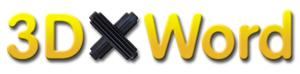 Morphun 3dxWord logo