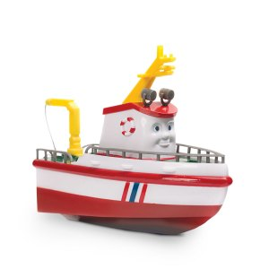 Elias de kleine reddingsboot
