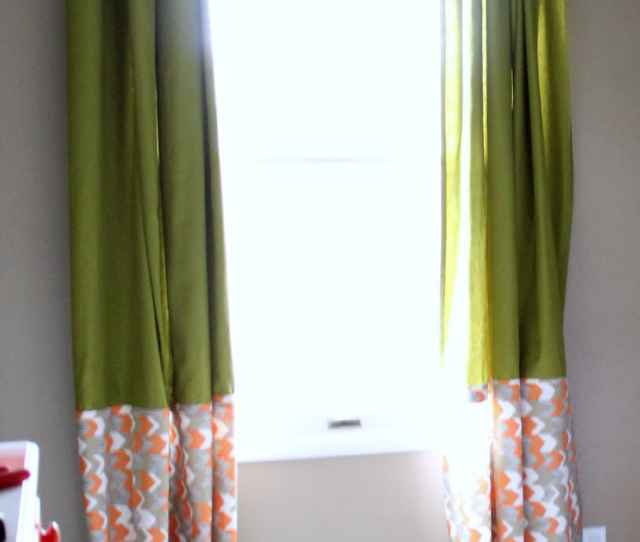 Ikea Hack No Sew Curtains By Just A Girl And Her Blog