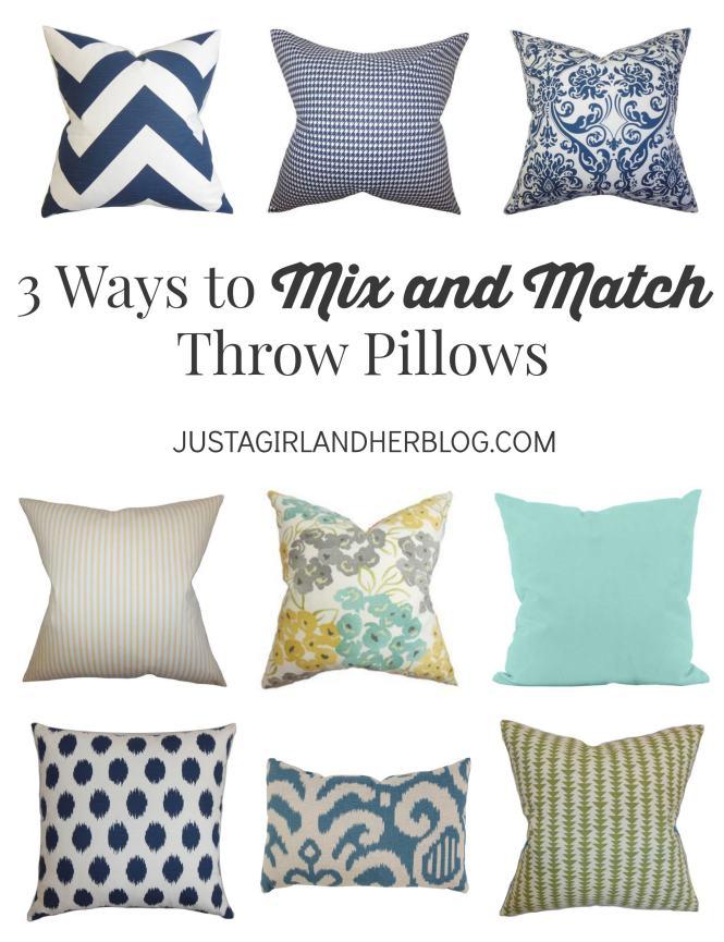 Diy Decorative Pillow For Bedroom1