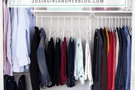 The KonMari Method  Organizing Clothes   Just a Girl and Her Blog I ve heard so much about the KonMari method  and this post explains it