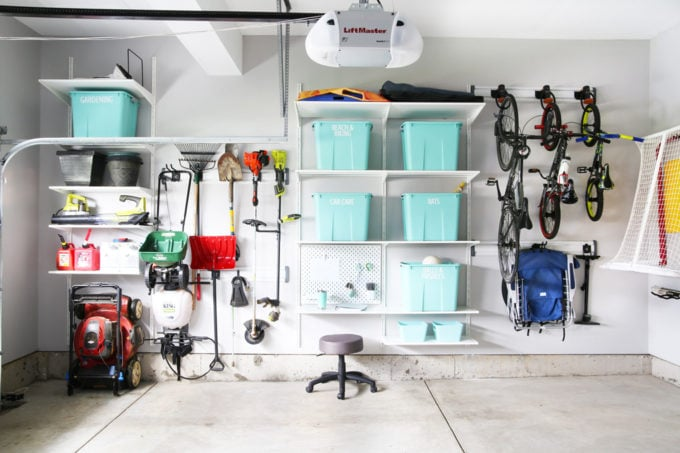 25 Completely Brilliant Garage Storage Ideas Abby Lawson