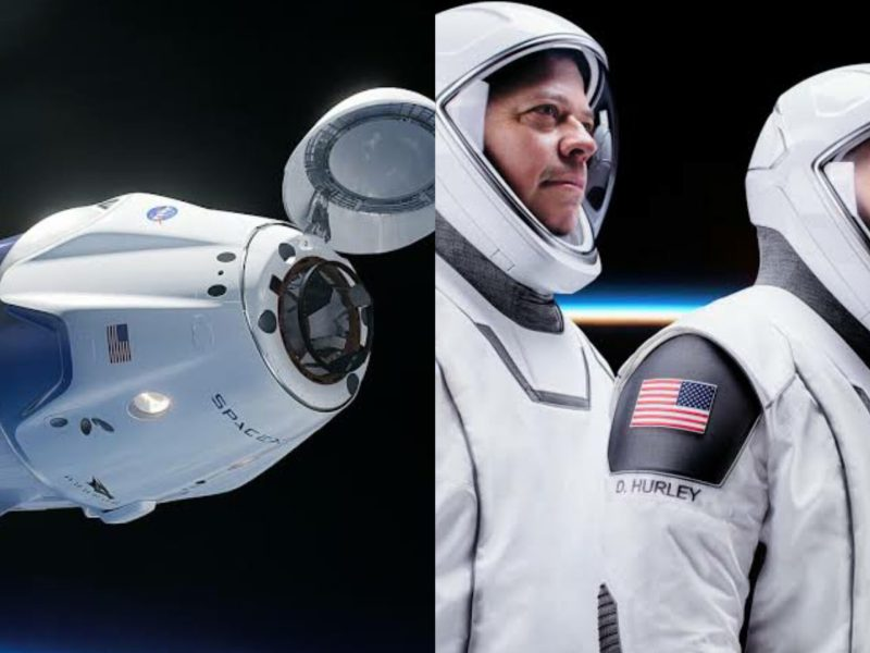 Welcome Back SpaceX Crew Dragon – A New Step towards MARS