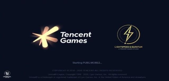 PUBG Tencent