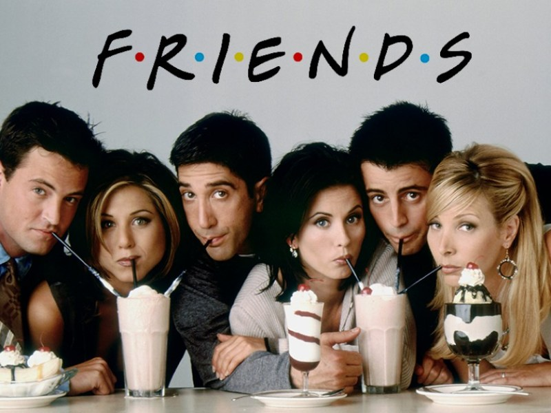 FRIENDS Reunion – The One Where They Get Back Together