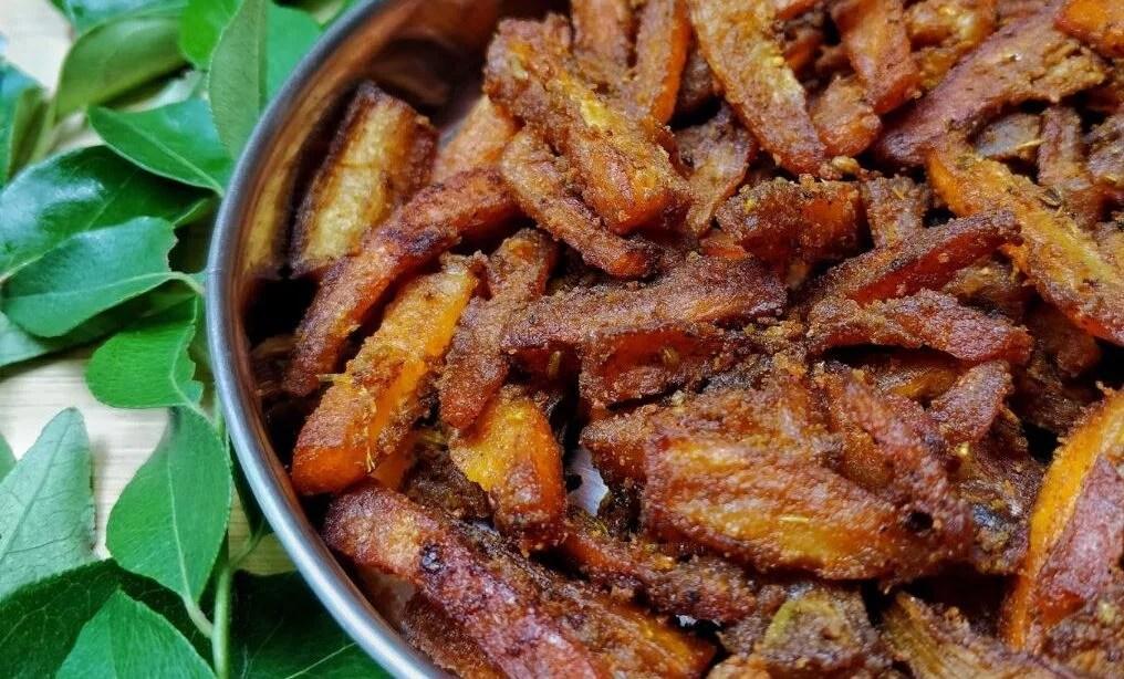 vazhakai fry