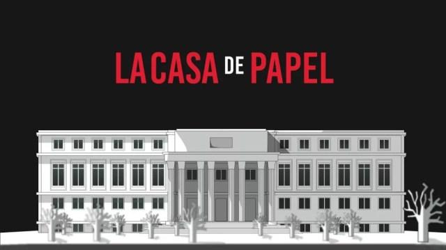 LACASA DE PAPEL